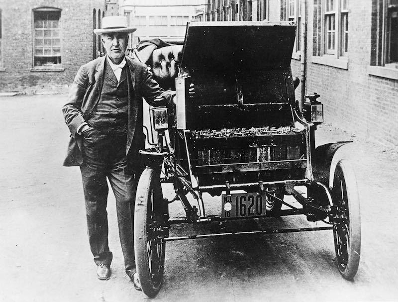 coche-electrico-de-thomas-edison